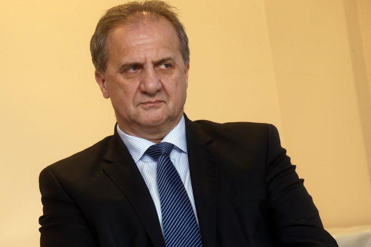 V. d. direktor Furs Ivan Simič