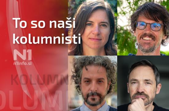 kolumnisti N1 Slovenija