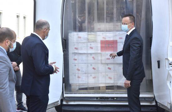 Predaja cepiva AstraZeneca od Madžarske