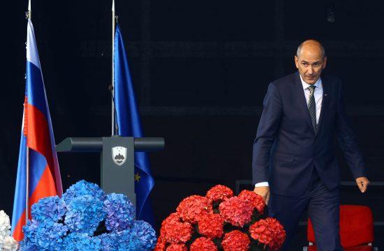 30. obletnica prve zaprisege na Igu: Janez Janša