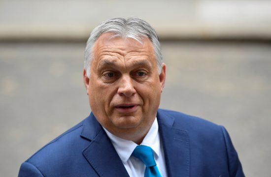 Madžarski premier Viktor Orban