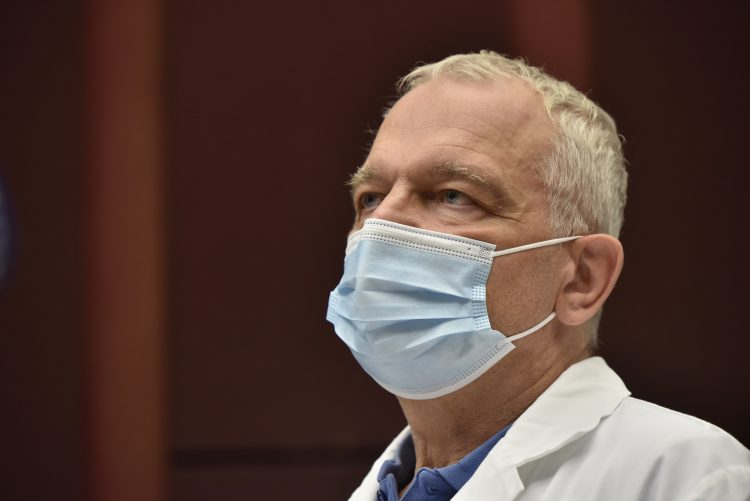 Imunolog Alojz Ihan