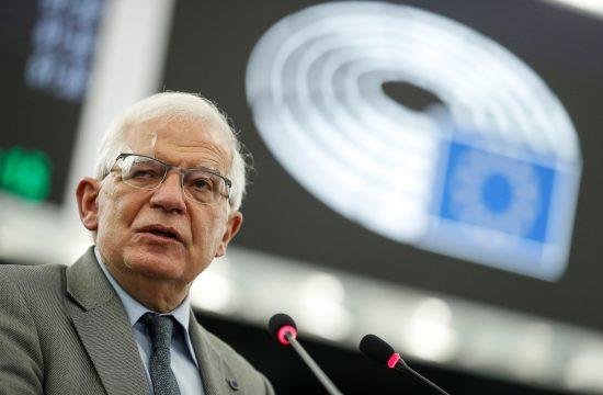 Visoki zunanjepolitični predstavnik Unije Josep Borrell