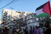 Palestinci v Gazi