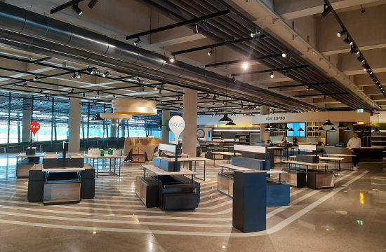 Nov terminal na Brniku