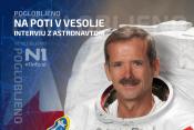 Na poti v vesolje - Chris Hadfield