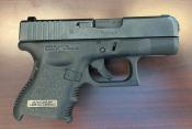 pištola Glock strelski pohod