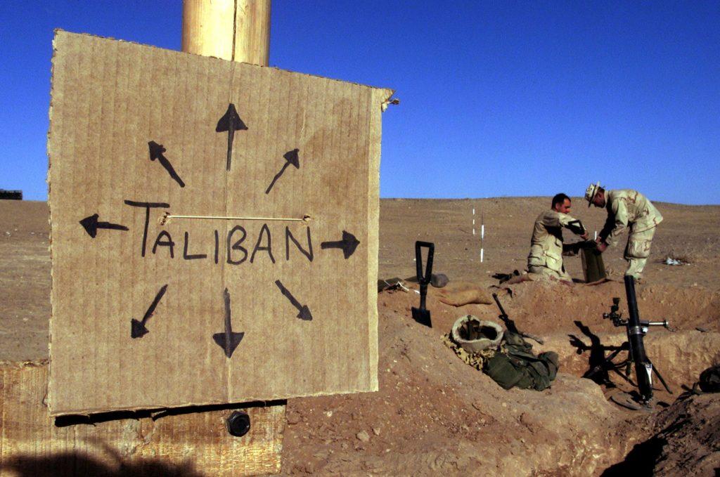 Umik diplomatskega osebja: ZDA v Kabul pošiljajo 3000 vojakov - N1