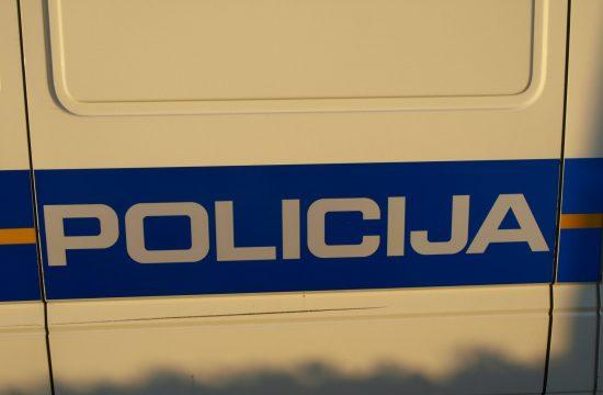 drzne tatvine, policija