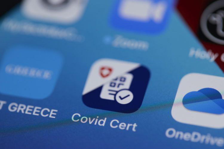 Covid aplikacija
