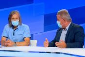 Uroš Macerl in Andrej Vizjak