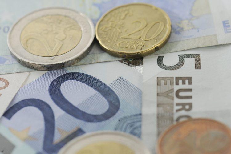 Bankovci, denar