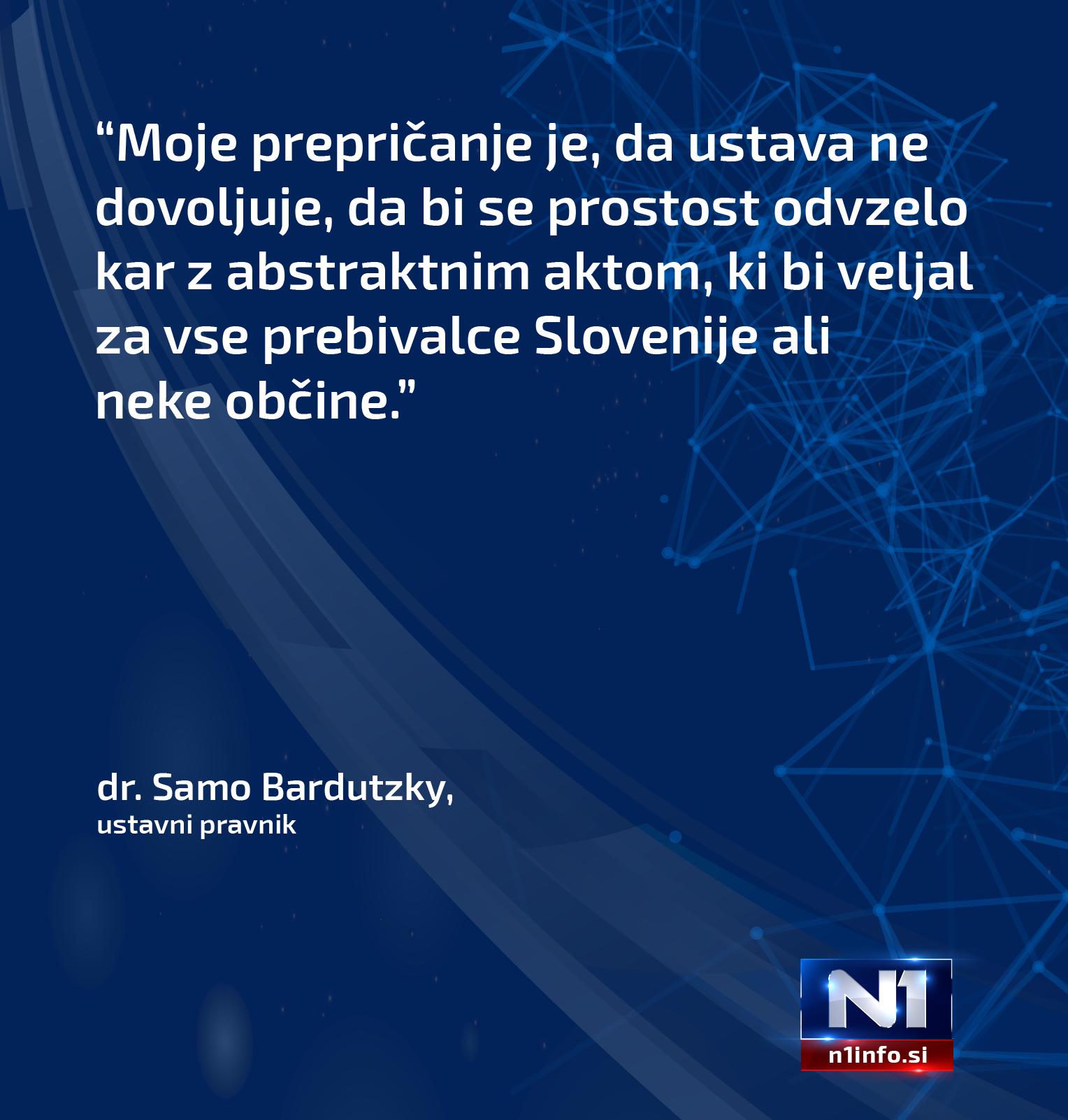 Samo Bardutzky citat