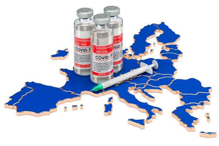 Cepljenje v EU