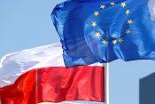 Zastava Poljske in EU