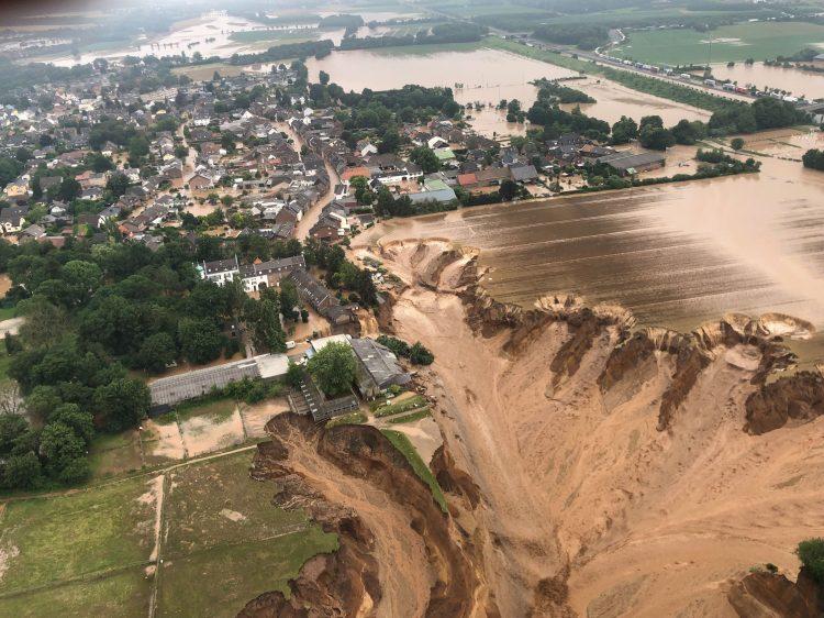 Nemčija poplave