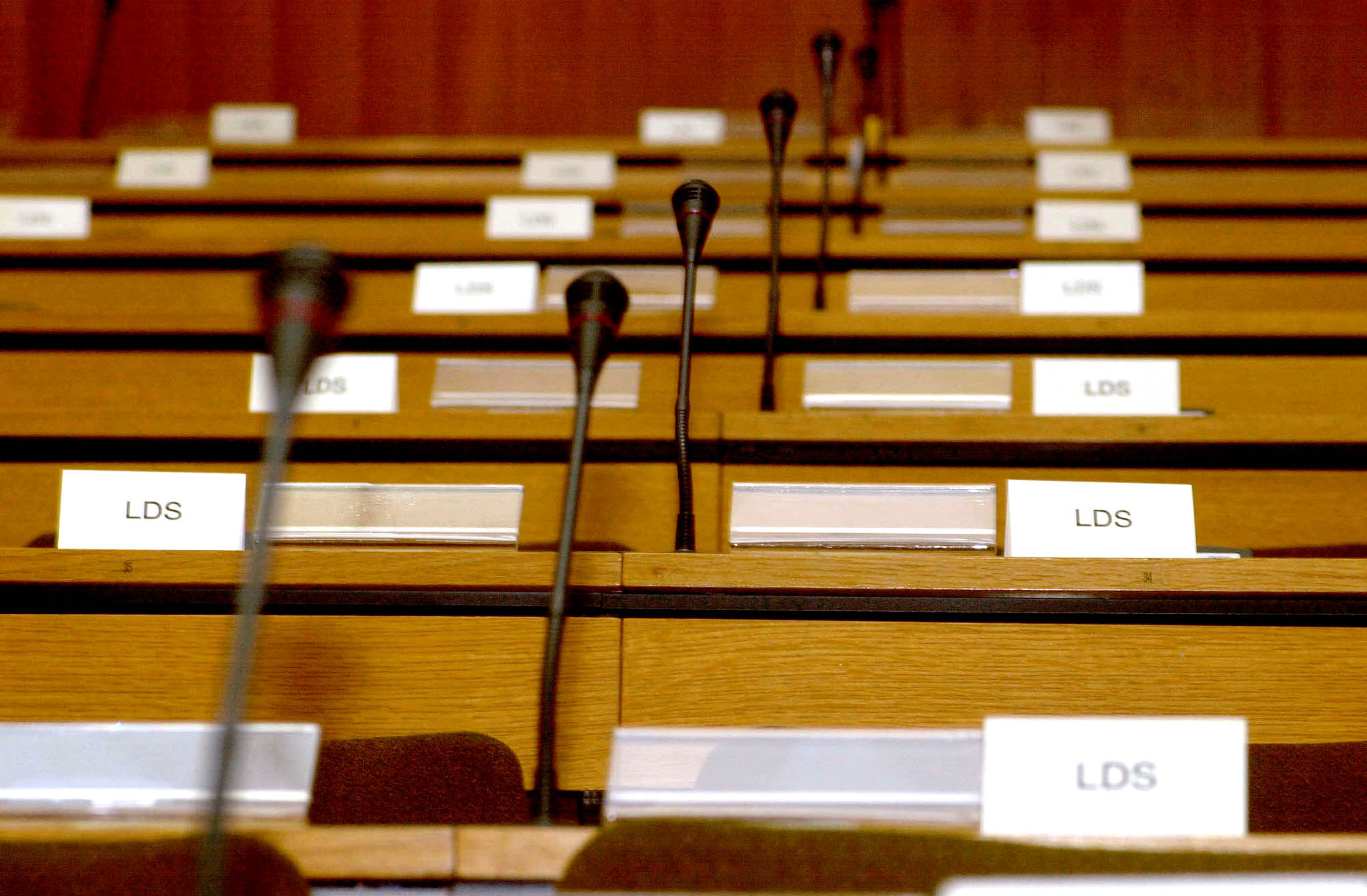 LDS, državni zbor
