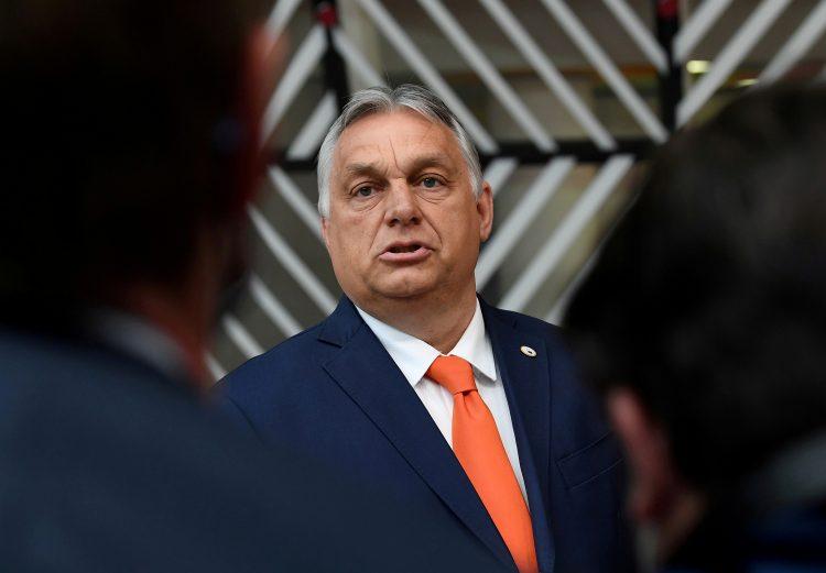 Pegasus: Viktor Orban