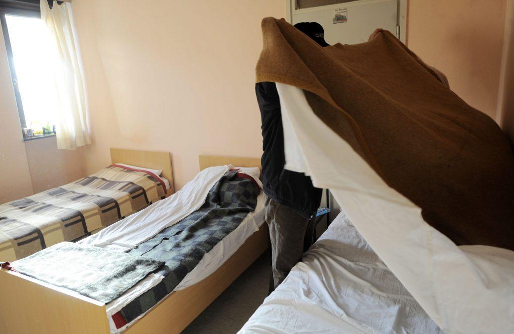 delavec Vegrad samski dom Bežigrad