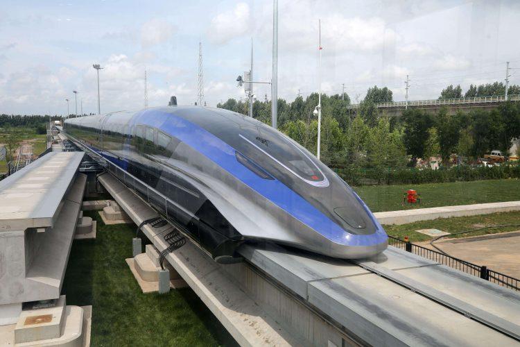 Maglev vlak