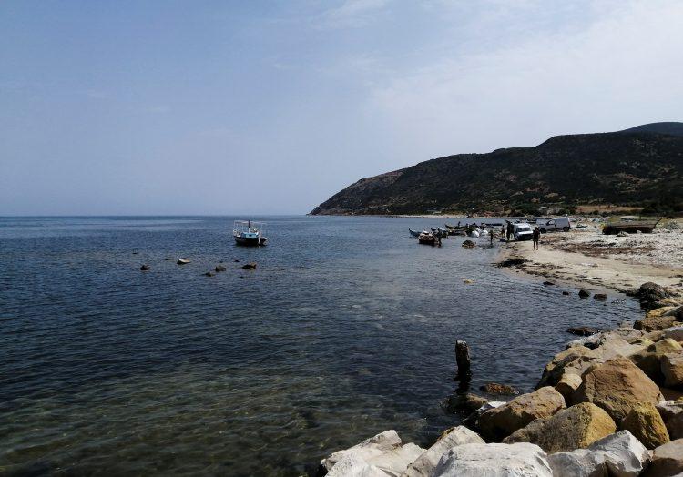 Obala v Tuniziji