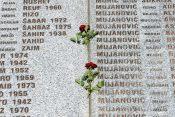 Spomenik za žrtve Srebrenice