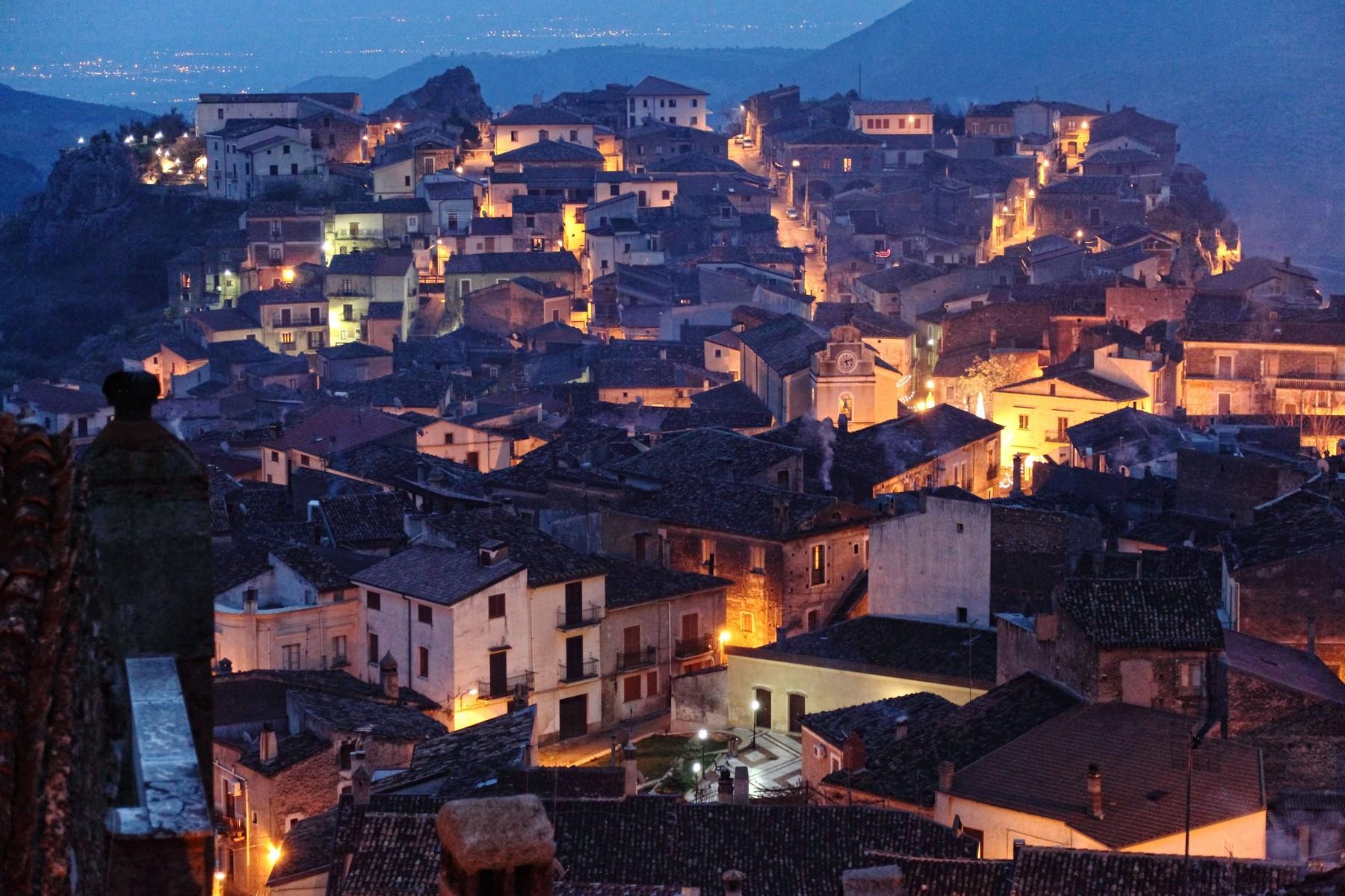 Civita, Calabria, Italija