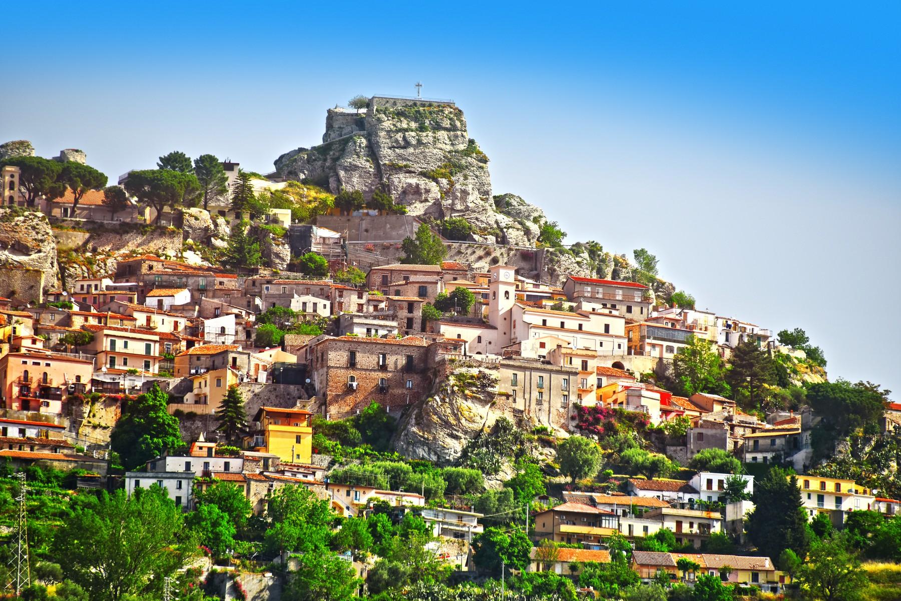 Bova, Calabria, Italija