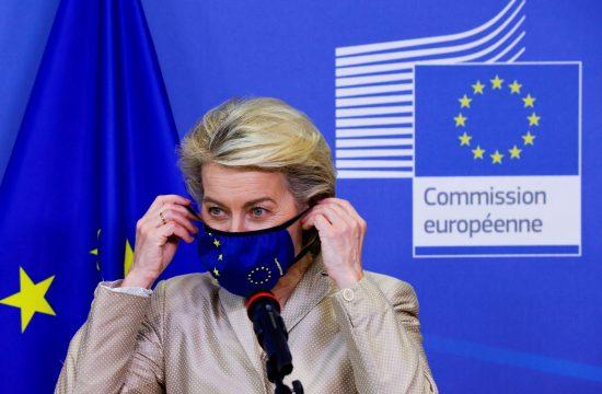 EU: Ursula von der Leyen