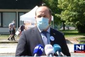 Janez poklukar, minister za zdravje