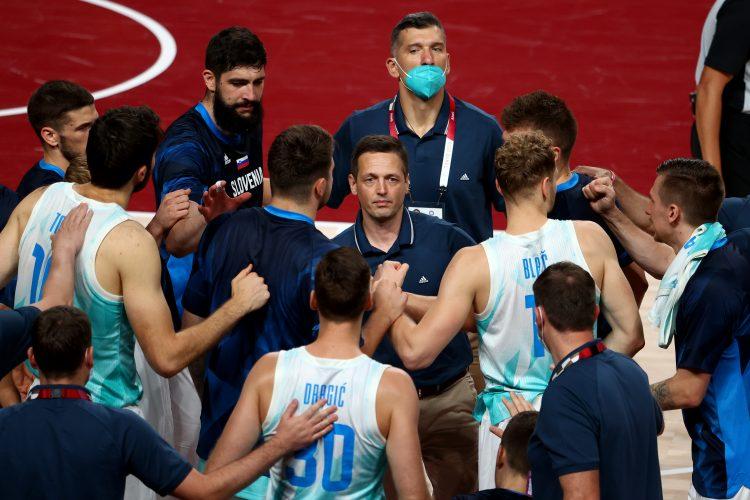 Slovenski košarkarji