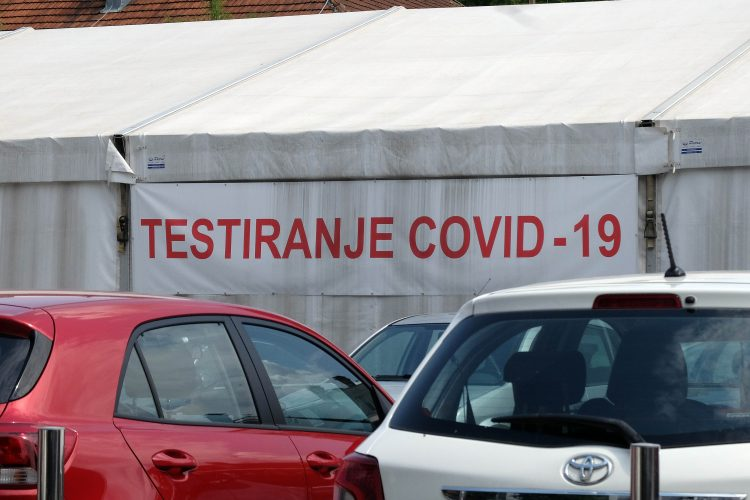 Testiranje na covid-19