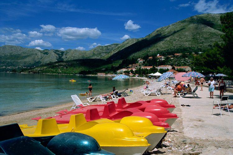 Hrvaški turizem