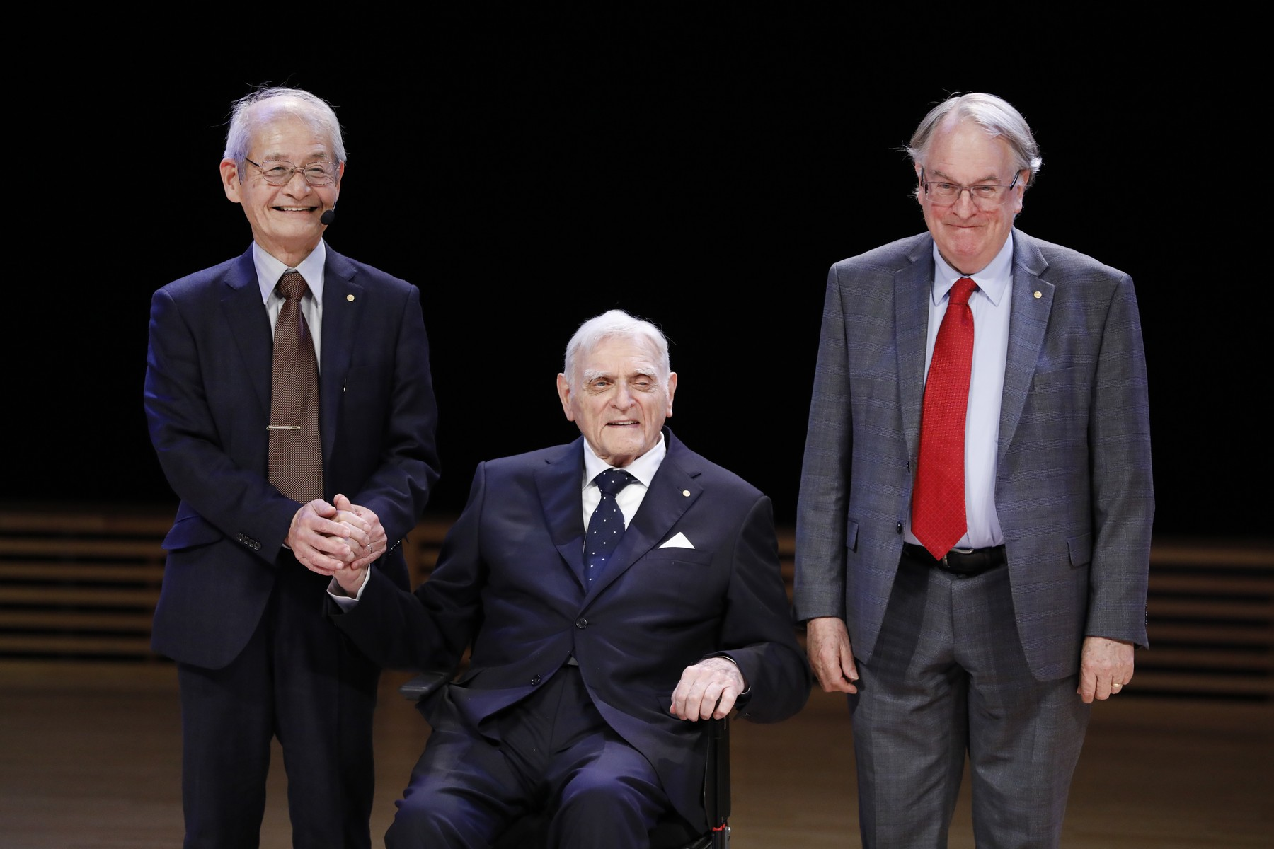 Nobelovi nagrajenci za kemijo 2019