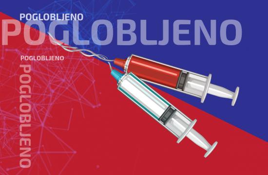 Cepljeni - necepljeni naslovna grafika