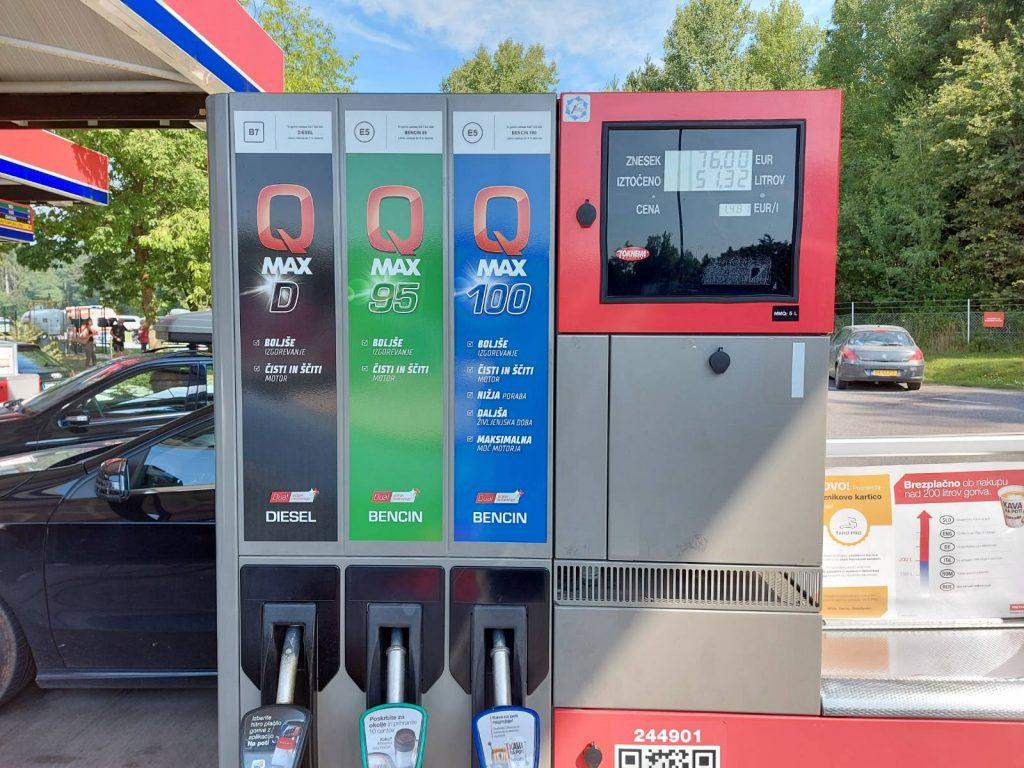 Petrol gorivo