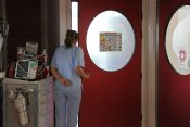 medicinska sestra, intenzivna nega