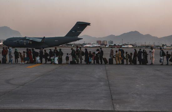Evakuacija iz Afganistana