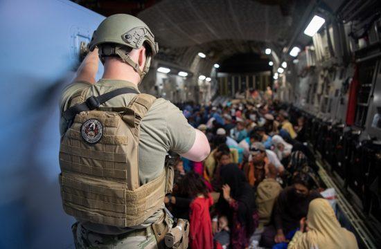 Vojak ZDA v Kabulu