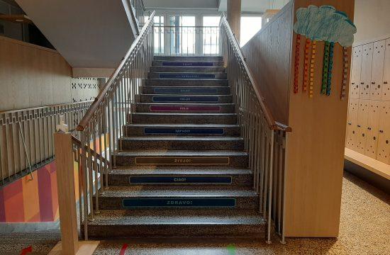 šola hodnik