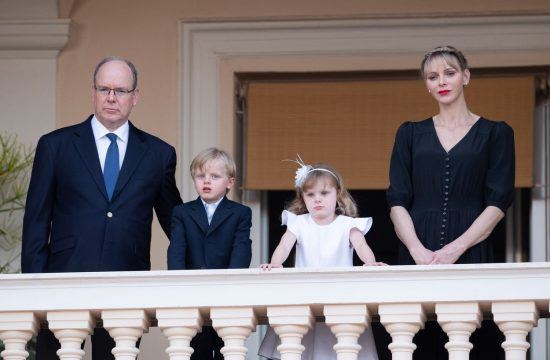Albert II., princesa Charlene