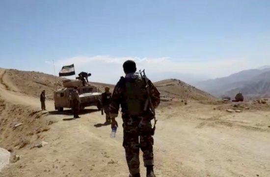 Panšir, afganistan, talibani