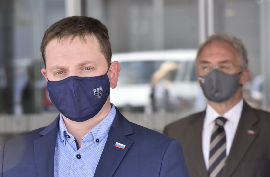 Aleš Hojs in Rok Cvetko
