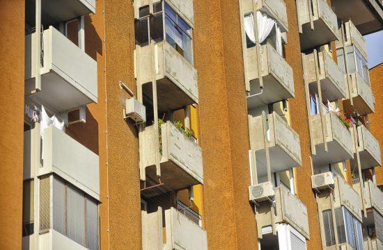 Stanovanjski bloki, najemna stanovanja