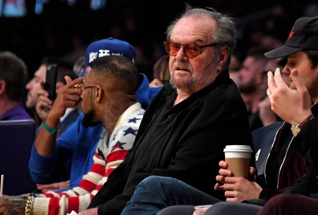 Jack Nicholson, tekma