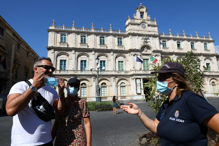 Italija in PCT