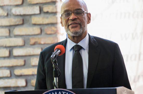 Haiti: premier Ariel Henry