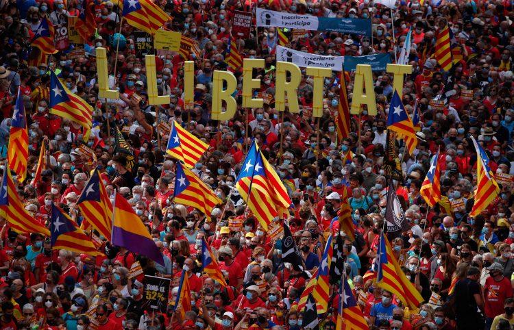 katalonija, protesti