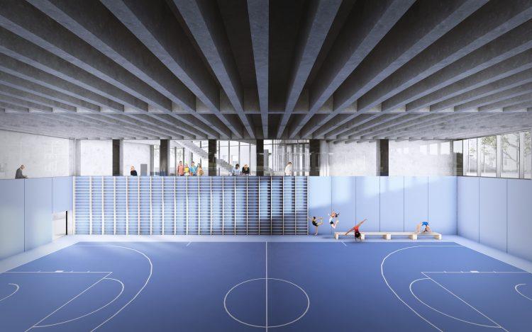 Športni center Ilirija
