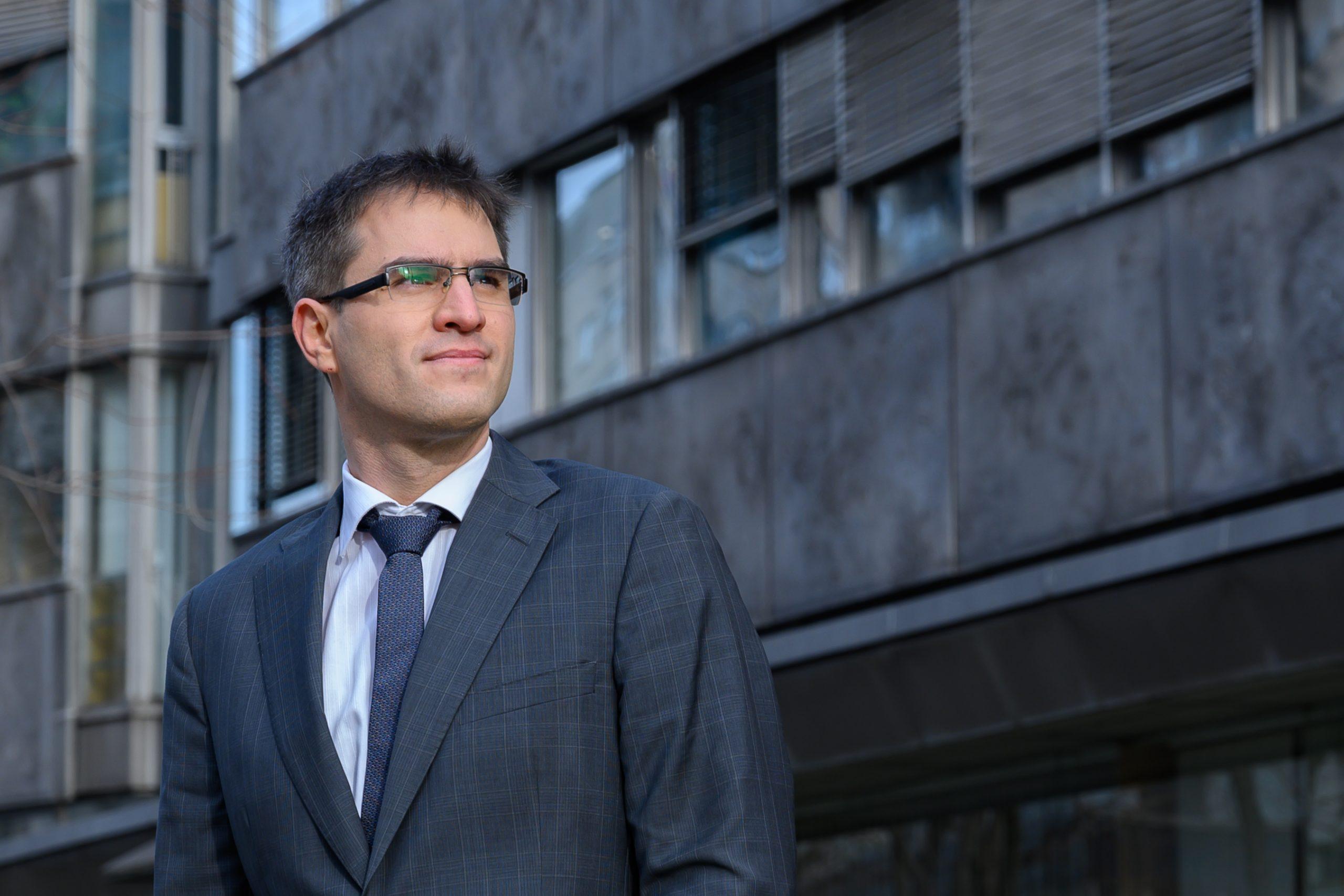 generalni direktor RTV Slovenija Andrej Grah Whatmough
